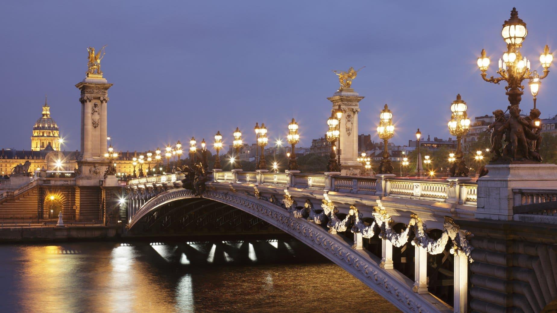 photo d'un Pont de Paris site de Maitre Fouad Barbouch Avocat au Barreau de Paris